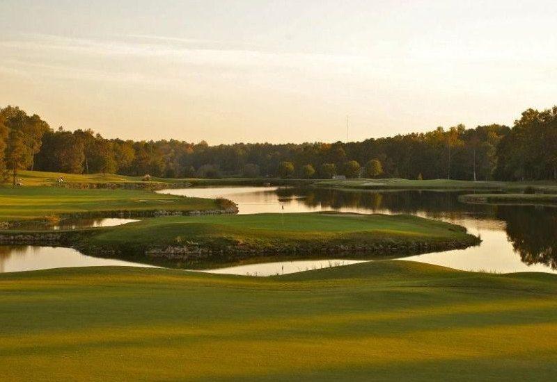 Ford's Colony Golf Club